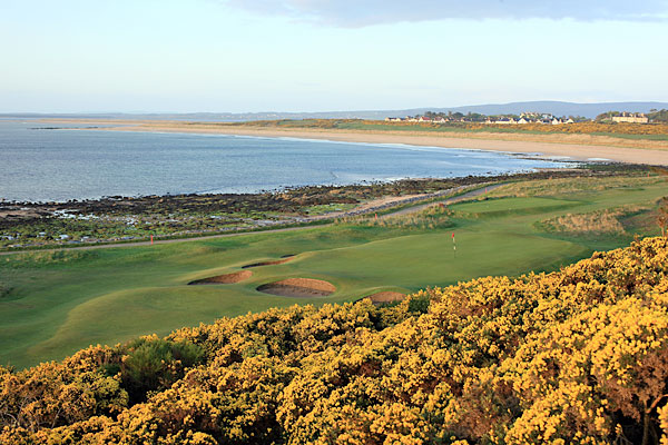 Royal Dornoch (Dornoch, Scotland)The Scottish Highlands course where Donald Ross learned his craft is ranked 16th in the world by Golf Magazine. Royal Dornoch's par-70 layout features plenty of wind and will could test the best.