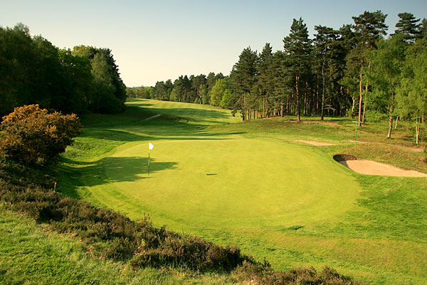 Sunningdale Golf Club's Old Course (Somersworth, England)The 2009 Senior British Open was played here, as were three Women's British Opens. Why? It's as fine an inland course as you will encounter in Great Britain or Ireland.