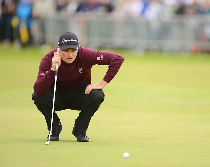 1991 Masters champion Ian Woosnam: Justin Rose.  I have a good feeling about him this year.