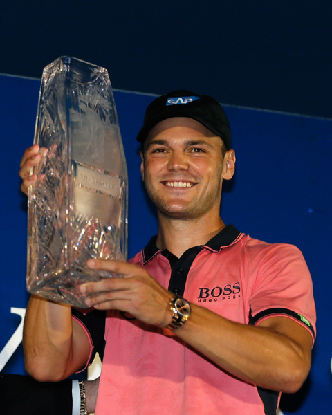 It was the 29-year-old Kaymer's third PGA Tour win and his first since the WGC-HSBC Champions in 2011.