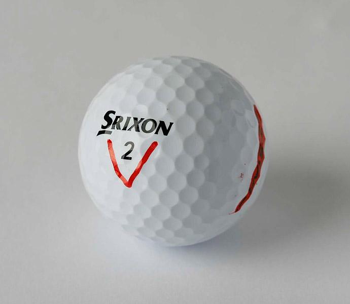BALL: Srixon Z-Star