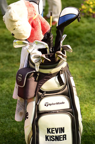 Kevin Kisner is a TaylorMade staffer and carries a full set of Tour Preferred MC irons, complete with speed slot technology.