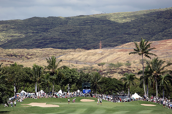 Thursday at the Fields Open in Hawaii                       The LPGA Tour's second full-field tournament of 2008 is underway at the Ko Olina Golf Club in Kapolei, Hawaii.