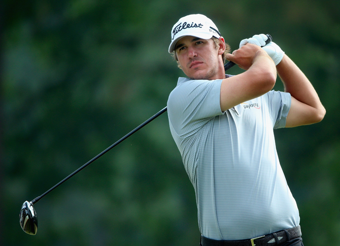 "Brooks Koepka                         Koepka's relationship status has flown under the radar, much like his golf game. Throughout years of interviews, he has occasionally mentioned his girlfriend, a professional Swedish soccer player, though her name tends to escape the spotlight. ""Girlfriend of Brooks Koepka"" can't serve as a bad profile, though."