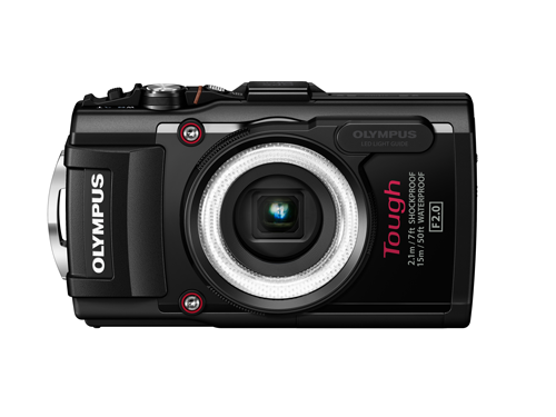Olympus TG-3 ($350; getolympus.com): This rugged yet elegant digital camera is waterproof, crushproof, freezeproof and dustproof. In other words, the perfect on-course companion.