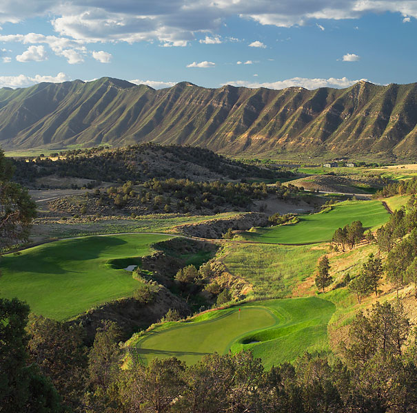 79. Lakota Canyon Ranch & Golf Club                       New Castle, Colo. -- $89, lakotacanyonranch.com