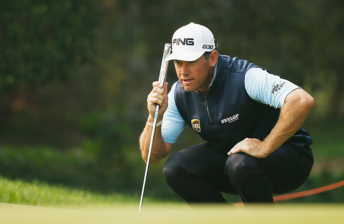 Lee Westwood is within striking distance after a 70.
