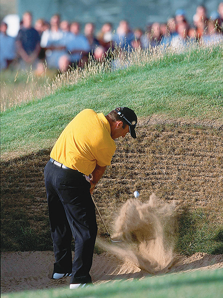 Thomas Levet, France                       Muirfield, 2002