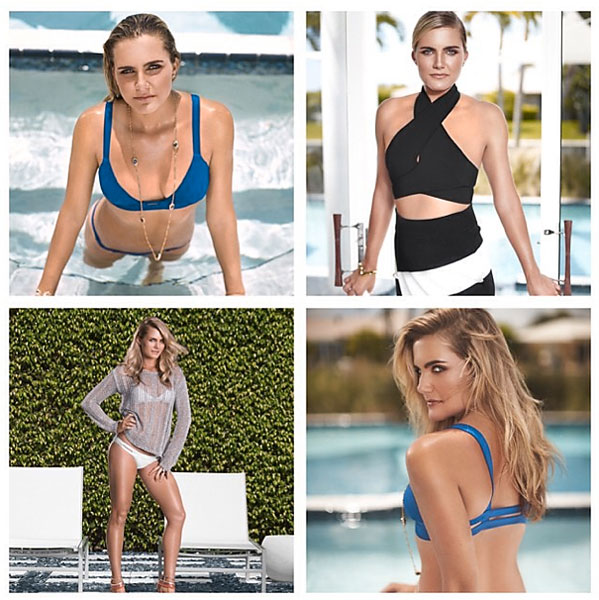 """Lexi posted this photo to her Instagram account with the following caption:                     """"Some of my favorite pics from the @golfpunk_magazine shoot :)""""                                          You can see the complete GolfPunk story here."""