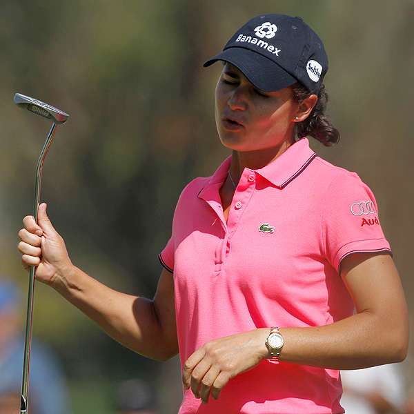 Ochoa finished fourth at the 2010 Kraft Nabisco Championship in Rancho Mirage, Calif.