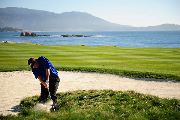 Lowery was No. 305 in the world ranking when he arrived on the Monterey Peninsula last week.