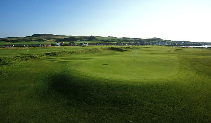 91. Machrihanish                       Machrihanish, Scotland                       More Top 100 Courses in the World: 100-76 75-5150-2625-1