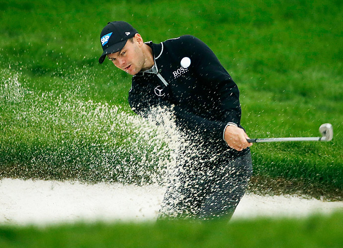 Martin Kaymer fired a six-under 66 to get within two of the lead.