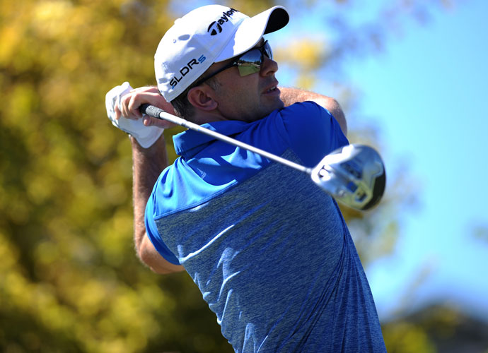 After grabbing the 36-hole lead, Scotland's Martin Laird shot 71-71 on the weekend to fall off the pace. He finished T3 at 12 under.