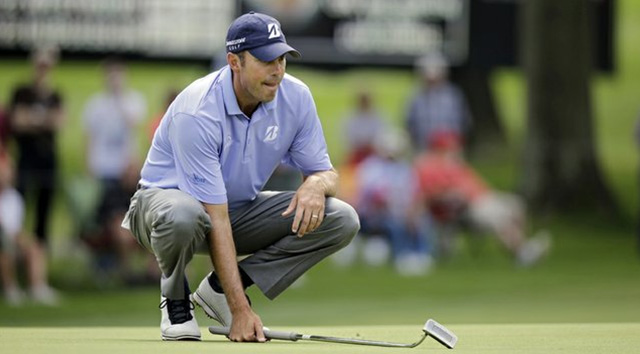 Matt KucharPlagued by back spasms, Kuchar was the first to withdraw from the tournment, electing not to start his 9:05 a.m. first-round tee time.