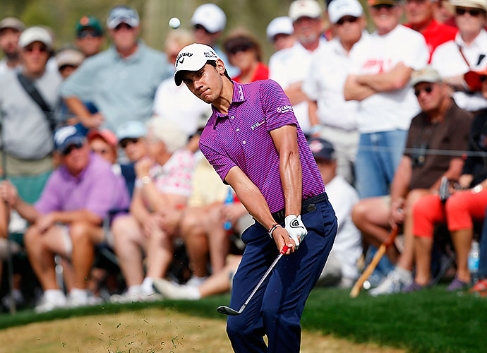 Matteo Manassero: Pretender: Manassero reminds me of Jose Maria Olazabal in so many ways. He is not long but makes up for the lack of distance with a jaw-dropping short game and a very gutty disposition. If his iron play were just a little sharper, he could win at Augusta, but it's not.