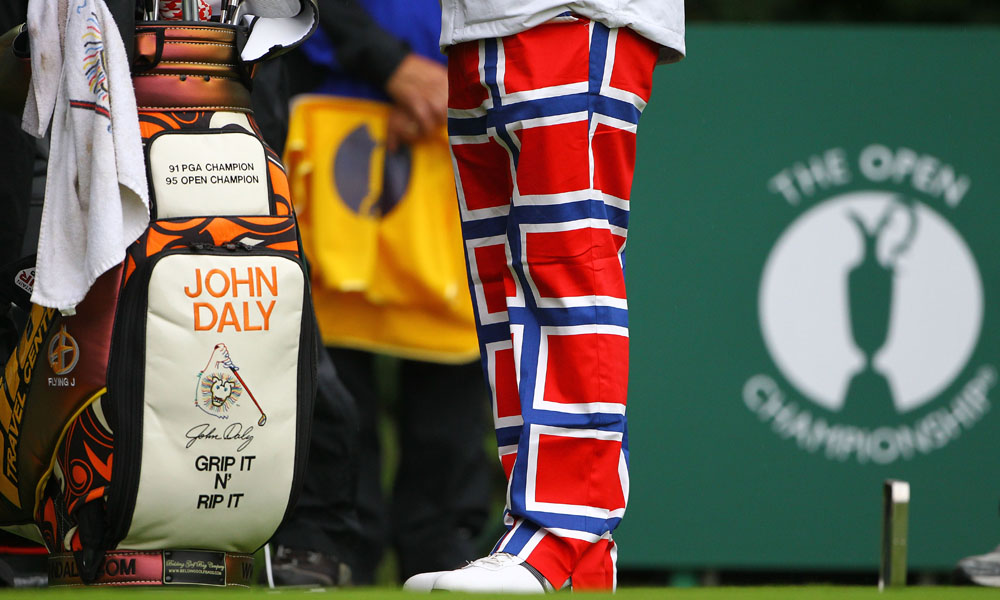 The Open Championship, 2012