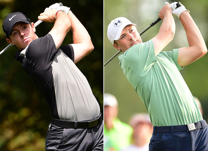 Who's the best player on the Tour under the age of 25?                        PGA Tour responses:                        RORY MCILROY: 38 percent                       JORDAN SPIETH: 38 percent                       HARRIS ENGLISH: 20 percent                       ME: 4 percent                       Based on anonymous poll of PGA Tour Pros