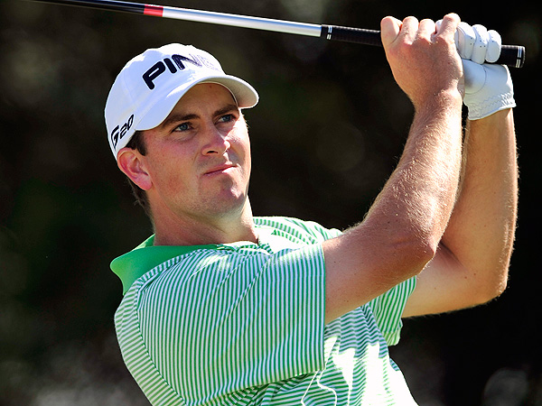 Michael Thompson shot a bogie-free 67 Saturday to take the lead at the 2011 McGladrey Classic.