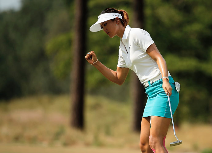 "Michelle Wie, circa 2005-2007                                               She charmed at the 2004 Sony Open as a 14-year-old when she shot 72-68 to miss the cut by a stroke. Alas, Wie missed the '05-'07 Sony cuts by miles, WD'd from the '06 John Deere with heat exhaustion, and, in a move that tournament host Annika Sorenstam said lacked ""respect and class,"" Wie withdrew from the '07 Ginn Tribute after going 14 over for her first 16 holes. She cited an injured wrist, but critics cited the LPGA rule that bumps players off the circuit for the rest of the year if they shoot 88 or worse. They seemed to have a point — Wie was spotted beating balls two days later. Having put some distance between herself and her parents, Wie began to get back into the public's good graces when she got a wild-card pick and went 3-0-1 for the 2009 U.S. Solheim Cup team. Her maturation and improved play culminated in two victories in 2014, including the U.S. Women's Open at Pinehurst."