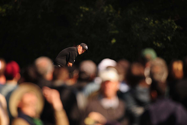 At the Northern Trust Open at Riviera, Mickelson notched his 33rd PGA Tour victory, and first of the season.