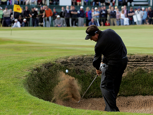 Phil Mickelson, United States                       Royal Troon, 2004