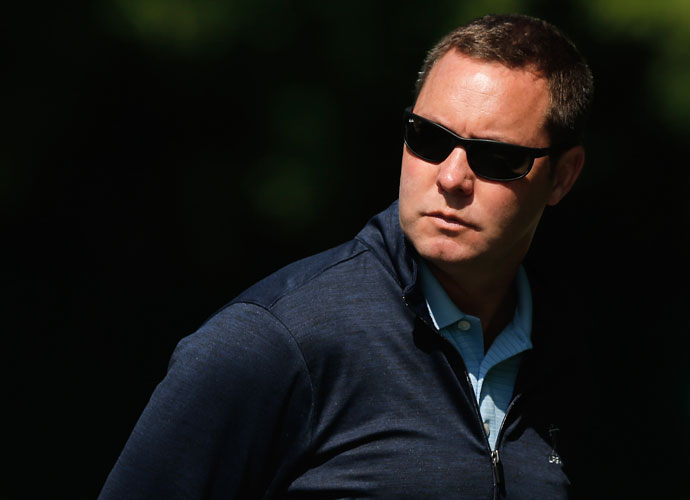 """Have you ever called Mike Whan on his cellphone?                       LPGA player responses:                       YES: 26 percent                        NO: 74 percent                        OFF THE RECORD:                       """"No, but he's called me!"""