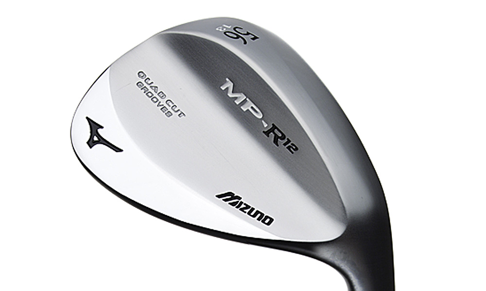 Mizuno MP R-12, $120                       Read the complete review