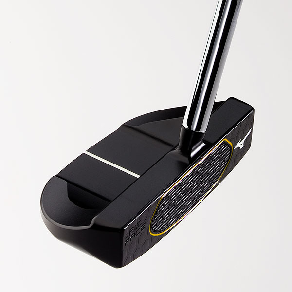 "$249                       mizunousa.com                         Bob Bettinardi, Master Miller and Putter Designer:                       ""With BC5, we want to develop a putter that promotes a pendulum [straight back, straight through] stroke. This one tests out as the easiest putter to align and, in my opinion, is a tremendous putter for all skill levels.""                                               How it works: The center-shaft mallet head is milled from one piece of carbon steel, for consistent feel and roll. Its patented ""feel impact technology"" (F.I.T.) face reduces the surface area on contact. The effect is a soft, solid sensation. A black chrome finish should limit glare on sunny days.                                               Buy and Compare This Putter"