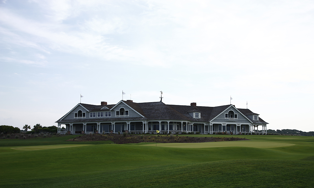 On the scorecard, the par 72 Ocean Course measures 7,356 yards and boasts a slope of 77.3. For the pros, it will be 7,676 yards, but it can go even longer than that. Using a special set of tees, the course can reach a gargantuan 7,937 yards.