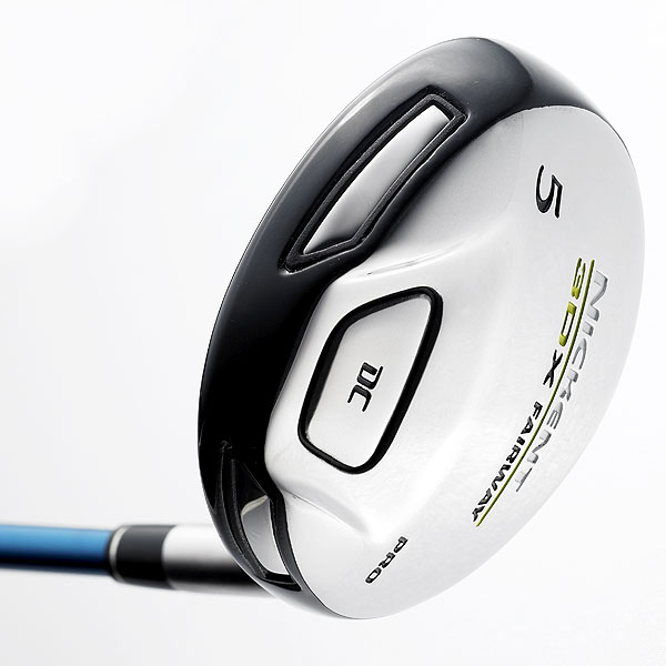 Nickent 3DX Pro                       This stylish steel club targets skilled marksmen who swing 105 mph or faster. The reallocation of 24 grams from face to crown raises the center of gravity. The result is a low-launch, low-spin wood with a hot face. Cool Tour-like qualities abound: Loft and lie can be bent up to 4 degrees and back weights can be configured during a fitting in 2-gram increments to hone your desired flight.                        $249 (graphite); nickentgolf.com