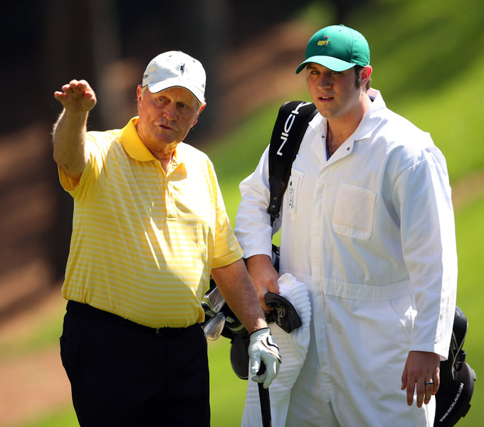 Jack Nicklaus was the first to win back-to-back green jackets after his victories in 1965 and 1966.