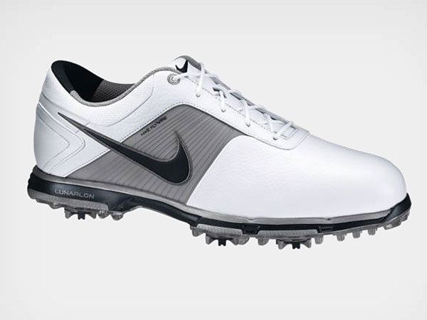 Nike Lunar Control Golf Shoes, $190, nikegolf.com                       Customized versions of this shoe were presented as a gift to Nike staff players at the 2010 Masters, and they'll get another personalized pair at Congressional too! With a two-year limited waterproof warranty, premium full-grain leather and Flywire incorporated into the midfoot saddle for lateral support, these shoes provide comfort and performance.