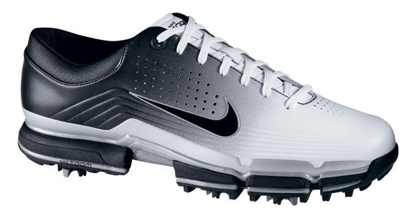 Nike Vapor Golf Shoe ($176)                       nikegolf.com                       Tipping the scale at just 13.8 ounces, the Vapor is the lightest golf shoe ever made by Nike. The shoe is made with a one-piece microfiber upper, which is lightweight, strong and breathable. The shoe also has a two-year, water-proof warranty.