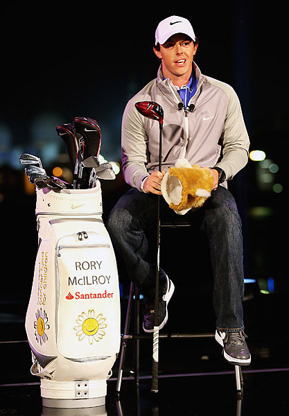 Having ascended to the top of the World Golf Rankings in 2012, Nike unveiled Rory McIlroy as a new brand ambassador in January 2013. Reportedly worth $20 million annually, the blockbuster endorsement deal placed the young McIlroy among the sport's top-paid players, though many would blame the switch to Nike clubs for his struggles throughout the year.