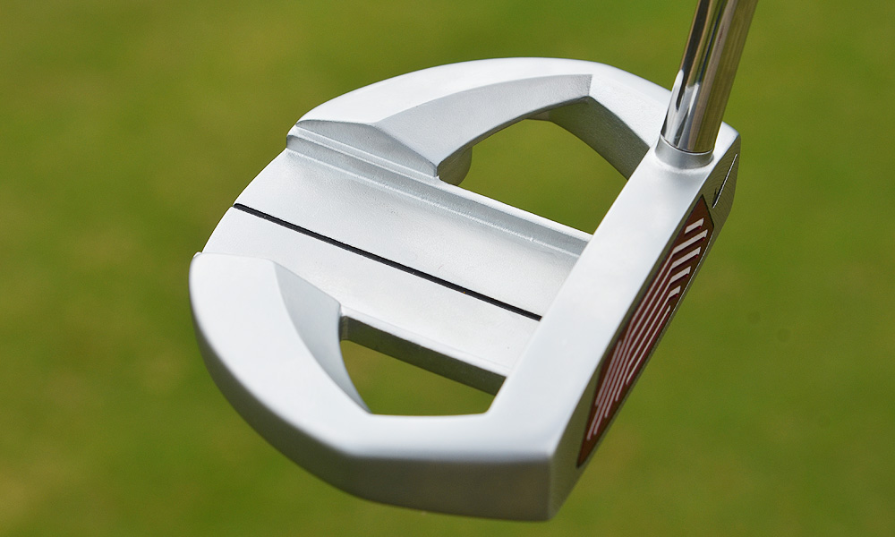 The Method Core Weighted MC11's shape was inspired by the putters used by Simon Dyson and Carl Pettersson.