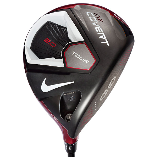 In the fall, Nike announced its newest drivers: the VRS Covert 2.0 and Covert 2.0 Tour. The clubs are a major improvement on previous Nike drivers, and were put into play almost immediately by several Tour pros, including Rory McIlroy and Tiger Woods. McIlroy used the Tour version to win his first tournament of the year at the Australian Open.