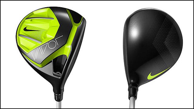 Rory Mcilroy employed a Nike VRS Covert 2.0 Tour driver to capture two major titles in 2014. Towards the end of the season he began testing the new Nike Vapor Pro (pictured).