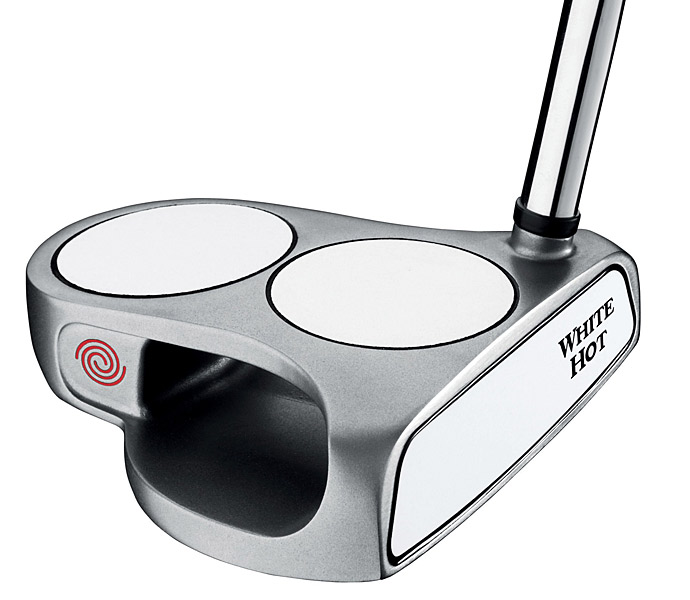 2001: ODYSSEY 2-BALL PUTTER                       The Odyssey 2-Ball putter sports a quirky clubhead design and responsive insert, helping it become one of the most popular clubs on the planet.