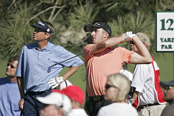Ranked No. 52 before the start of the 2006 WGC-Accenture Match Play Championship at La Costa, Ogilvy flew under the radar heading into the event. Each of his first four matches went to extra holes, including a comeback win against Mike Weir from 4-down with four holes to play. Ogilvy defeated Davis Love 4 and 3 in the final to earn $1.3 million.