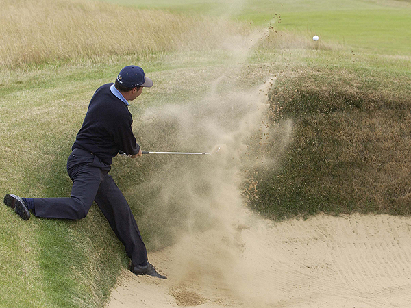 Jose Maria Olazabal, Spain                       Royal Lytham & St. Annes, 2001