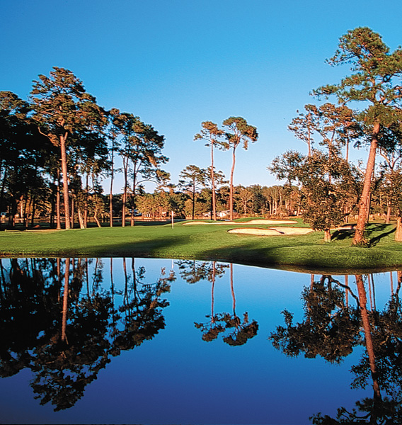 Oyster Bay Golf Links -- Sunset Beach, N.C.                       legendsgolf.com/oysterbay.cfm, 800-697-8372, $85-$135