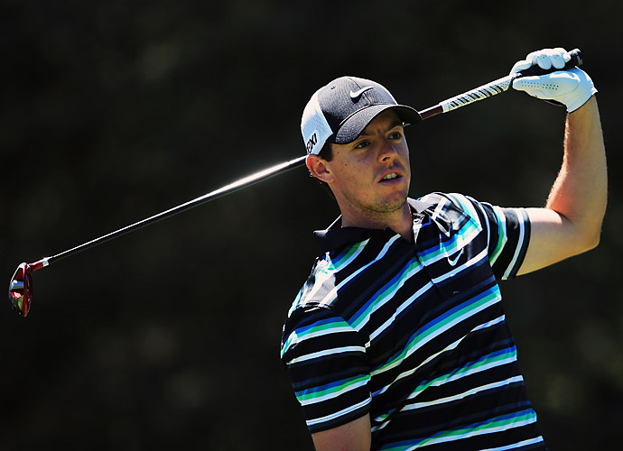 Rory McIlroy managed to piece together a pair of sub-70 rounds at the PGA Championship at Oak Hill to finish T8, which (his second place finish at the Valero Texas Open aside) matched his best result of the year on Tour.