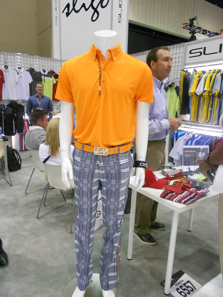 Humana Challenge champion Brian Gay made a sartorial name for himself wearing Sligo's bright colors and flashy prints.