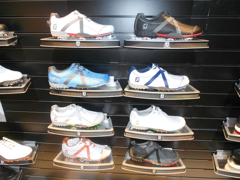 FootJoy's eagerly anticipated M:Project golf shoes will be available in June.