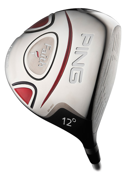Ping Faith Driver, $250; ping.com                       Available in 12- and 14-degree lofts, the Faith is specially engineered for women with slower swing speeds who want higher launch and longer carry. The 460cc head also features internal weighting to promote a natural club rotation for improved accuracy.
