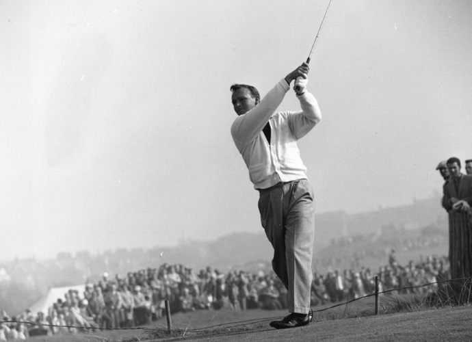 7: Arnold Palmer                       The King was a seven-time major winner and might have a popular drink named after him, but for many of the Top 100 Teachers, Palmer's swing was memorable for the wrong ways.