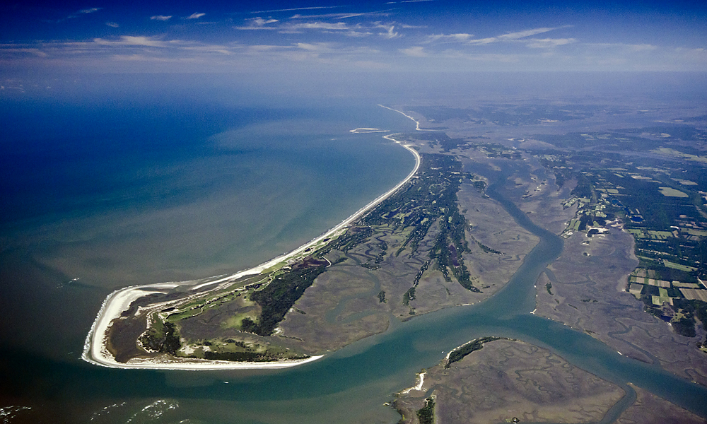 "The Ocean Course at Kiawah Island, site of the 2012 PGA Championship, earns its name. Routed through the Atlantic dunes of a barrier island, this Pete Dye layout features unpredictable seaside winds and classic bits of Dye treachery. No wonder Johnny Miller calls it ""the hardest course in the country."""