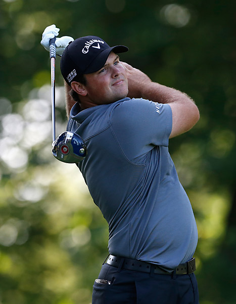 Patrick Reed, on the other hand, shot a 68 to get near the lead.