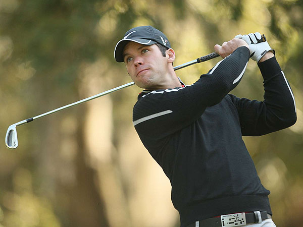 3. Paul Casey (England)                     Nike Pro Combo (2), Victory Red Half Cavity (3-4), Victory Red Forged Blades (5-PW)